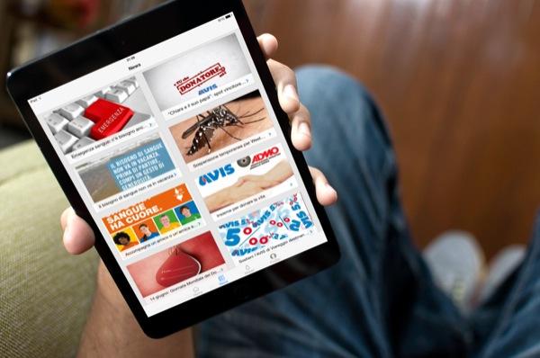 AVIS Viareggio app iPad