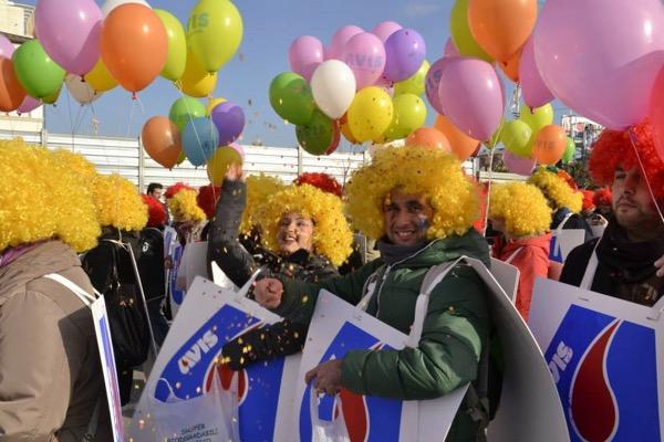 AVIS Carnevale di Viareggio 2015 1
