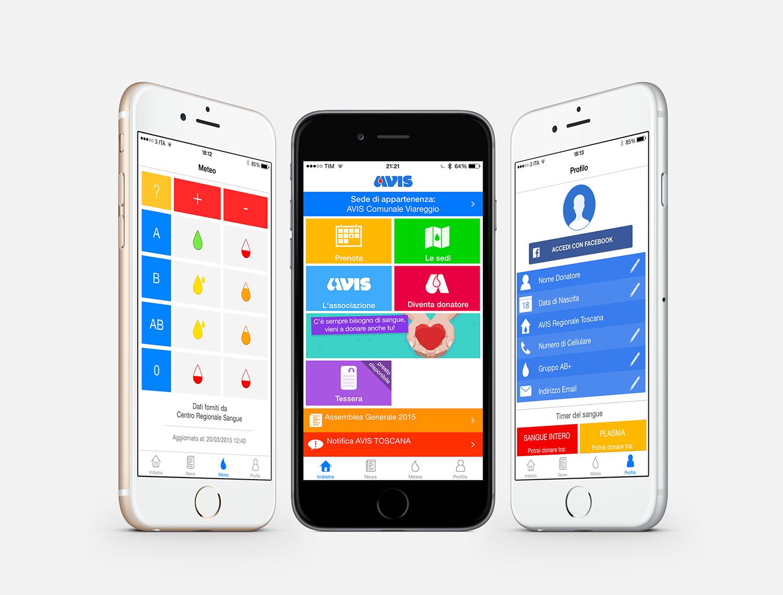 AVIS Toscana app iOS