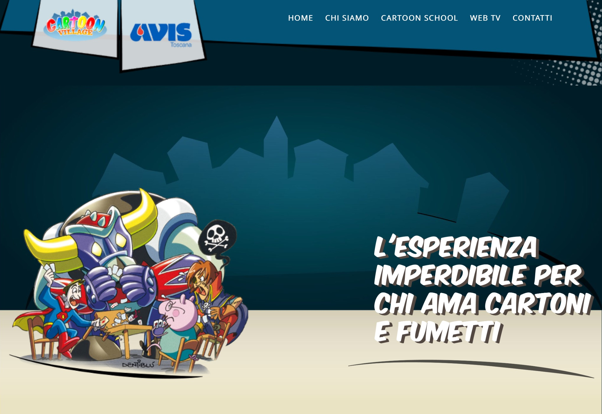 AVIS Cartoon School
