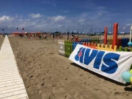 AVIS Giovani Toscana Beach Volley 2016 Viareggio bagno Aretusa